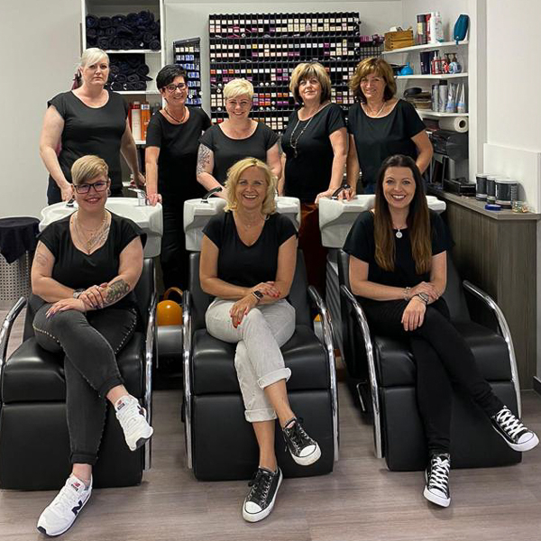 Art of Hair - Salon Erfurt-Mittelhausen - Unser Team